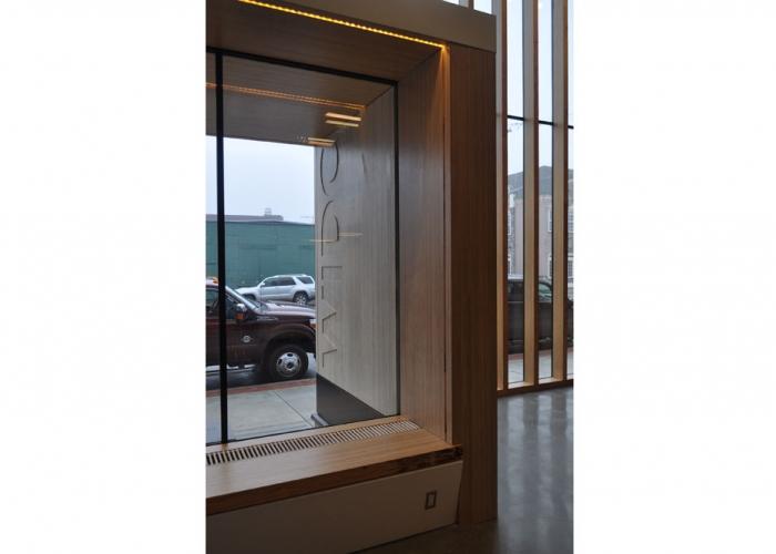 Wood Innovation Design Centre (WIDC)