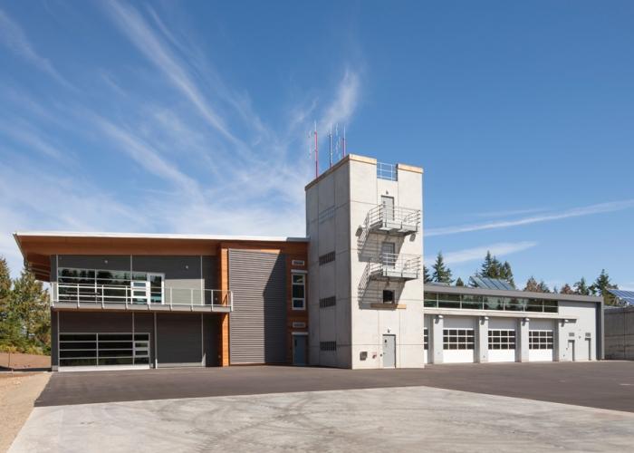 Qualicum Beach Fire Hall
